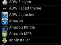 condividere app con android