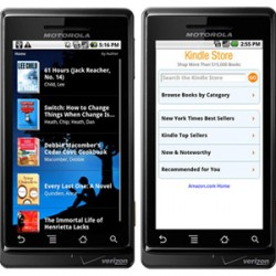 Amazon kindle ebook app reader